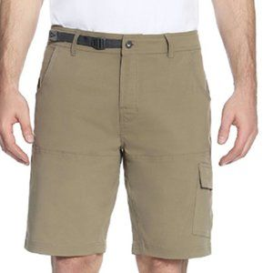 GERRY Venture Flat Front Shorts Stretch Cargo 32
